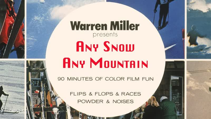 Warren Miller's Any Snow Any Mountain 1971