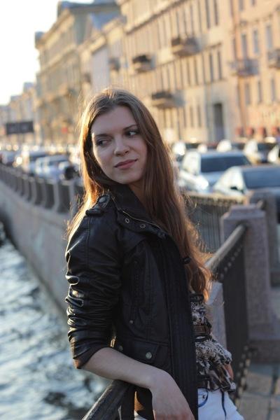 Анастасия Ляшенко, 16 ноября 1990, Санкт-Петербург, id728189