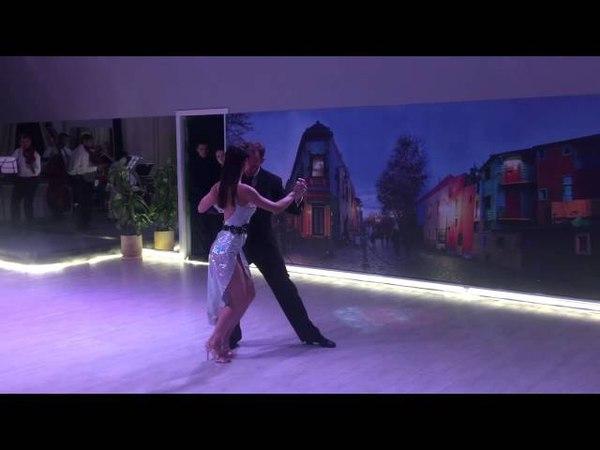 Екатерина Цыброва и Роман Карачевцев аргентинское танго