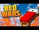 BED WARS жёлтый на ёлке 1 мини игры в Майнкрафт
