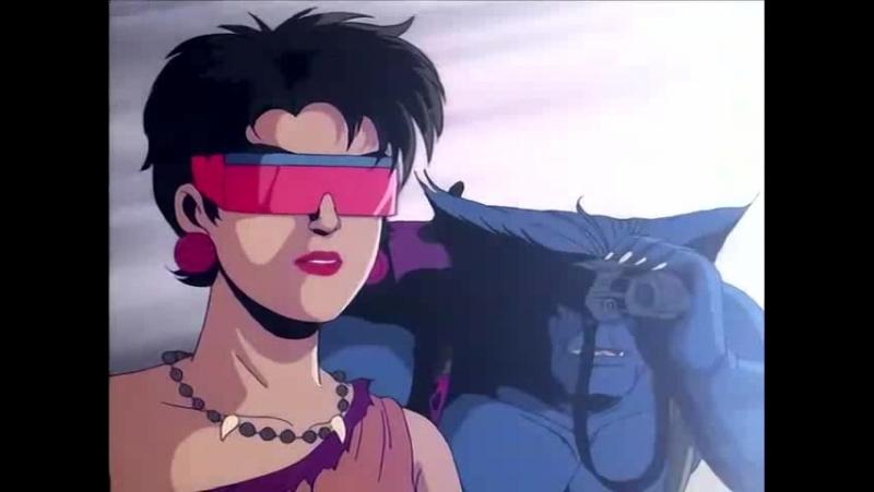 Люди Икс (3 сезон . 9 серия) 1992