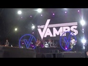 The Vamps Mashup Of Covers Fusion Festival 2016