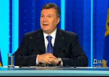 Найбільший фарс Януковича і КО