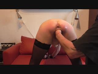 Squirting fisting orgasms [фистинг, fisting, extreme pussy insertion, gape, домашнее порно]