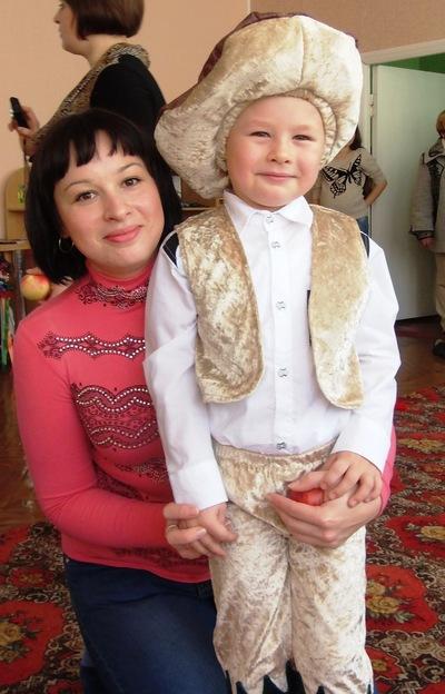 Таня Лучин, 21 октября , Червоноград, id121084845