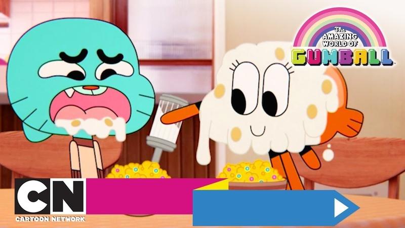 Удивительный мир Гамбола   Загадочное происшествие Приколы (серия целиком)   Cartoon Network