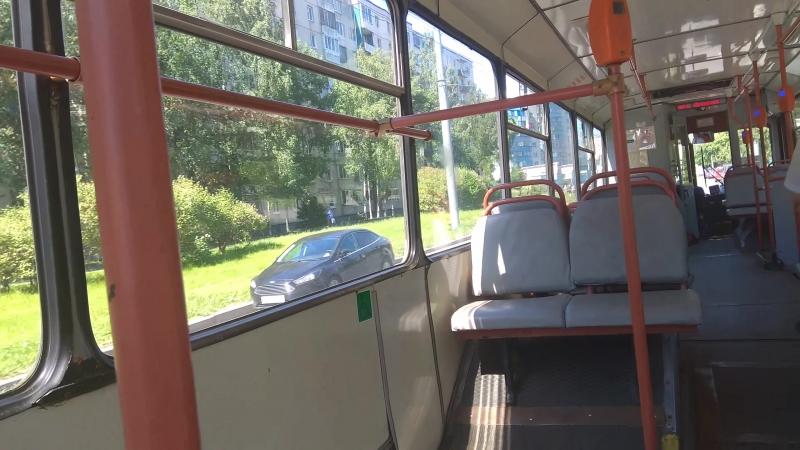 Троллейбус, маршрут №47 ВМЗ-5298 б.1797 (14.06.2018) Санкт-Петербург
