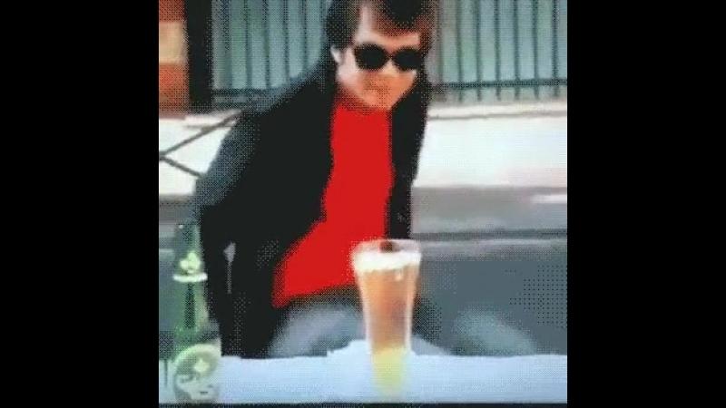 Пиво vs Ментос