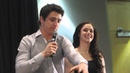 Tessa and Scott Women's Lifestyle Convention March 22, 2014. (10)