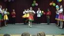 Новая гуманитарная школа.Танец Валенки.4 класс.7.06.2008
