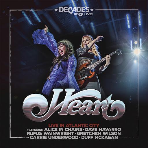 Heart альбом Live in Atlantic City