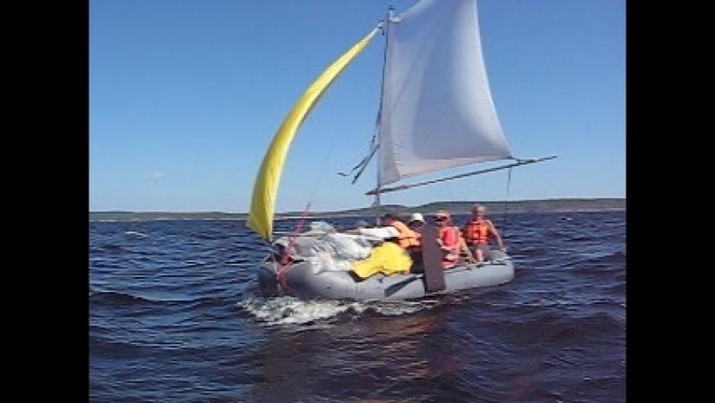 Подул ветер в паруса лодки МИи СИ! :)