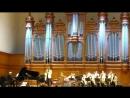 Закрытие летнего Джазового фестиваля в Московской Консерватории 18.06.2018