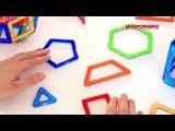 Что такое Магформерс - видеообзор для детей