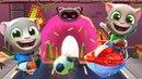 АКВАБАЙК ГОВОРЯЩЕГО ТОМА 2 6 Мультфильм Приключение как ТОМ БЕГ ЗА ЗОЛОТОМ игра про мультик