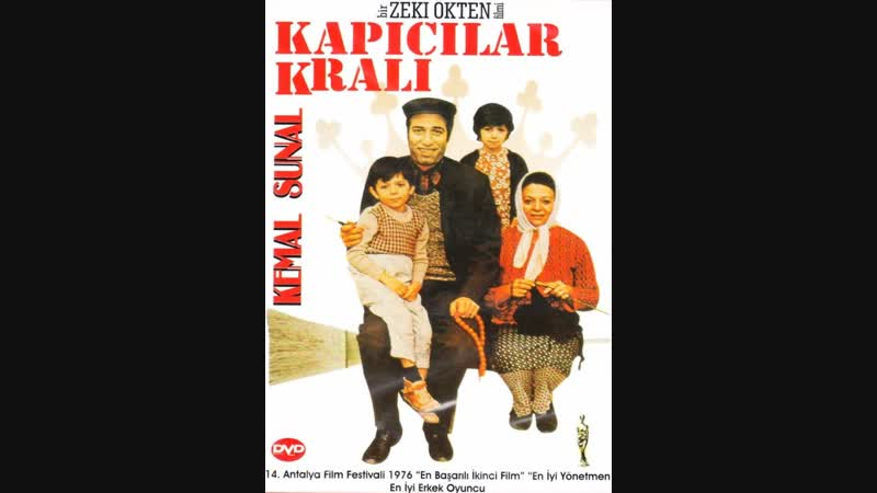 Kapıcılar Kralı (1976) - Türk Filmi (Kemal Sunal Sevda Ferdağ)