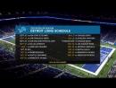 NFL 2018 / PS / Week 04 / Detroit Lions - Cleveland Browns / 2H / EN