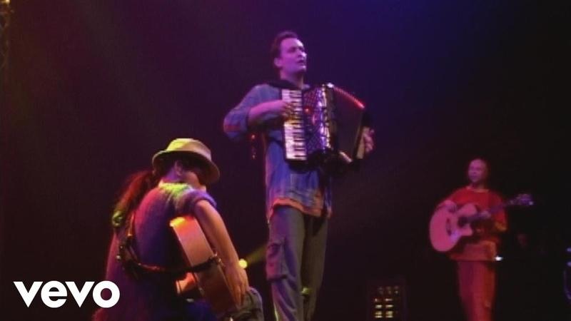 Tryo - Cinq sens (Reggae à coups dcirque au Zénith de Lille Paris 2001)