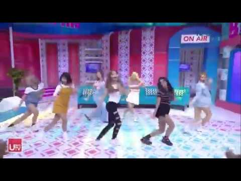 Z-GIRLS Z-BOYS - What You Waiting For No Limit @Brownies TransTV Indonesia