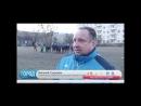 Тренировка российских регбистов с детьми в Калининграде, Первый городской, 2018