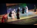 Отрывок из мюзикла Лисья сказка Театр Волки Мибу
