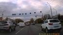 Кемерово Автор уходил от столкновения с автомобилем Hyundai Solaris и столкнулся с Hyundai Creta П