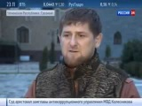 Кадыров за русских в Крыму!