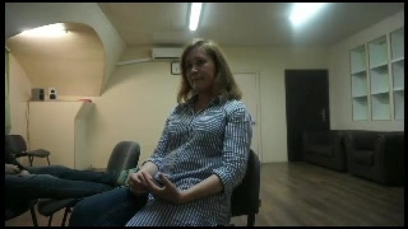 Карина Шарафутдинова один из основателей руководителей и тренеров Уфимского Плейбек ТЕАТРА Эм Патио