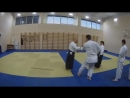 Aikido practice daily 25.06.2018 Omote irimi