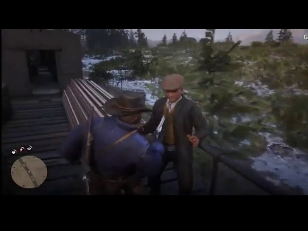 *NEW* Red Dead Redemption 2 LEAKED GAMEPLAY VGTimes.Ru