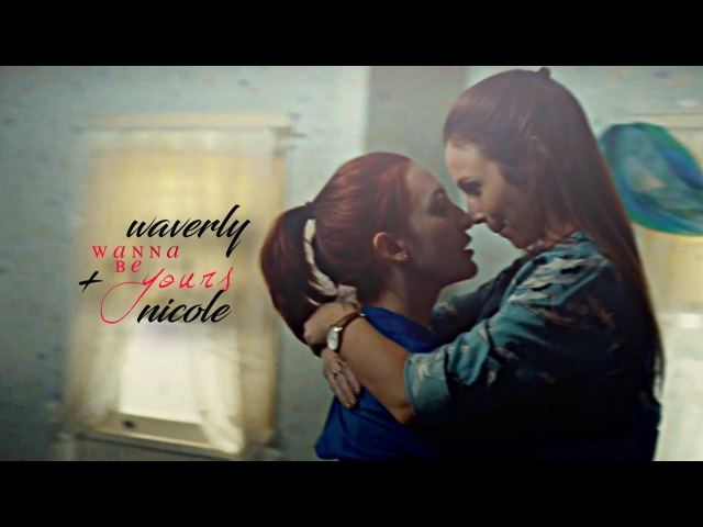 Wayhaught | wanna be yours