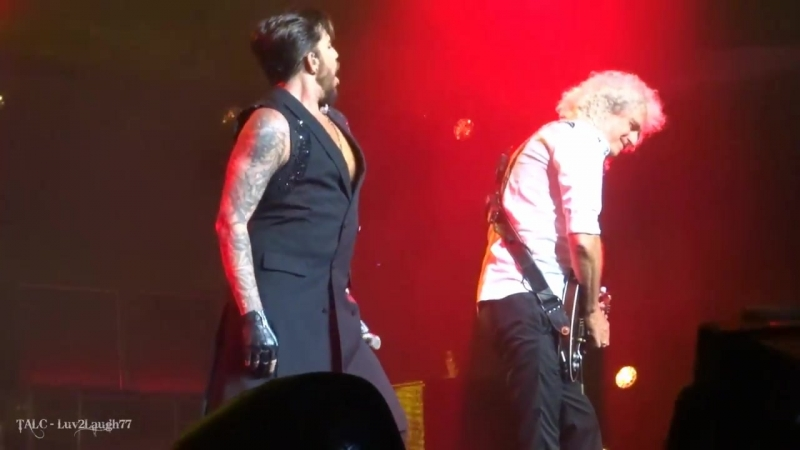 Q ueen Adam Lambert - I W ant It All - P ark Theater - Las Vegas - 9.21.18