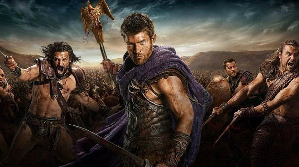 Подборка фильмов про великую Римскую Империю.