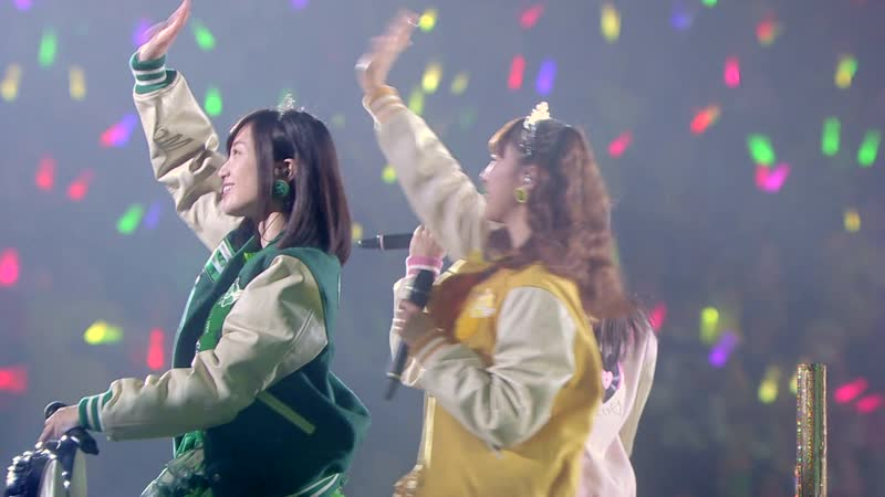 Momoiro Clover Z - Mafuyu no San San Summer Time (Momoiro Christmas 2017 Day2)