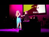 Emmy Perry (7 years old) singing For Good with Kristin Chenoweth