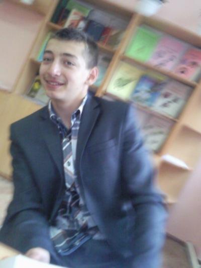 Захар Капран, 28 августа , Николаев, id130176832