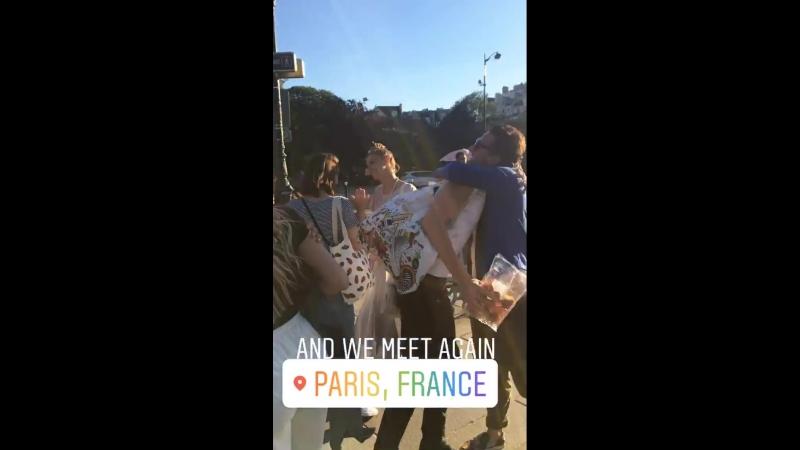 RJ réunion à Paris