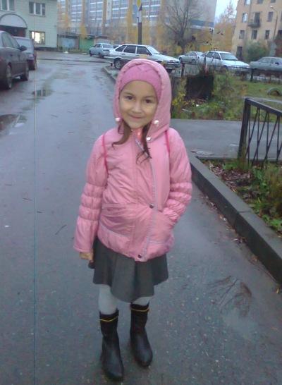 Ульяна Сусекова, 18 ноября 1987, Казань, id208909115
