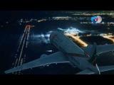 Реконструкция крушения самолета Boeing 737 в международном аэропорту