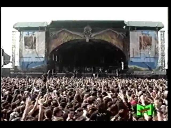 Pantera - Warrant - Monsters Of Rock 92 - Reggio Emilia,Italy - (12-09-1992).avi