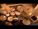 Madonna - Material Girl Drum Cover By Drumvisio