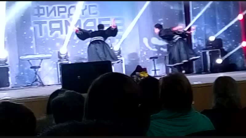 калмыкский танец Ильнур Ильгиз Ахметов ар