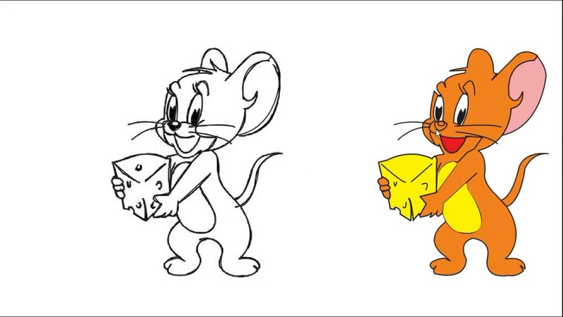 CorelDraw Lesson 3    Introduction to Corel Draw Tools And Create A Cartoon Character [Hindi]