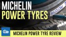 Michelin Power tyre review