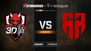 3DMAX vs Red Reserve map 1 nuke StarSeries i League S7 EU Qualifier