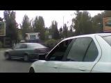 Как жители Юго Востока Украины реагируют на русский триколор