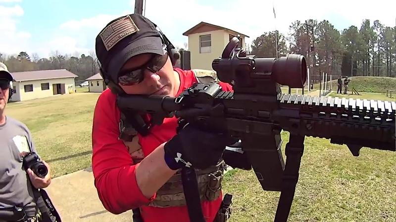 Talon Defense Injured Shooter