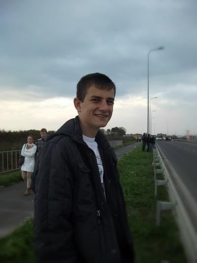 Андрій Вахула, 8 декабря 1995, Дзержинск, id140651083