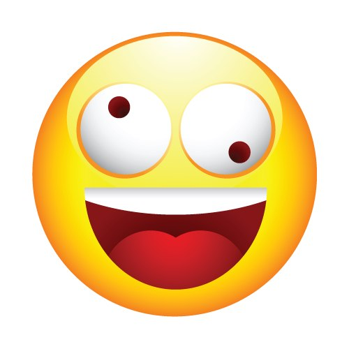 Related images to crazy smiley face.