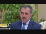 Эксклюзив: Юнус-Бек Евкуров о протестах в Ингушетии и новых границах с Чечней
